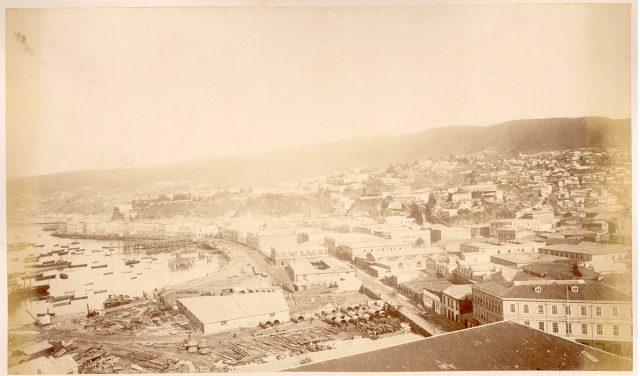 Vista de Valparaíso