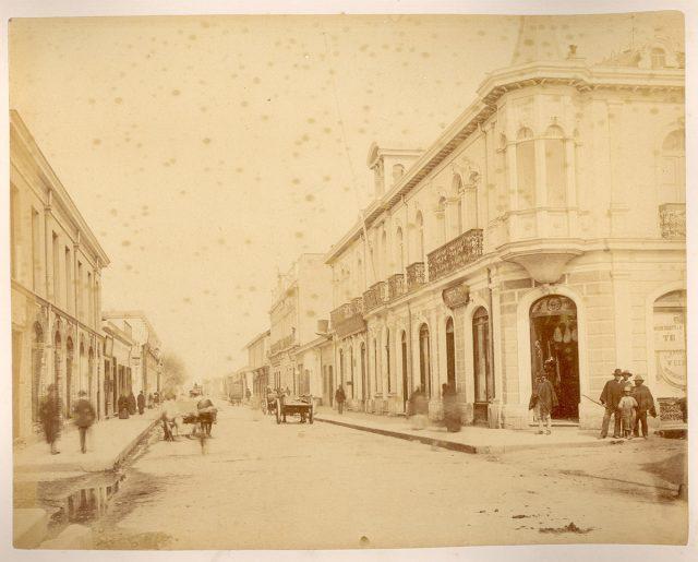 Calle en Concepción