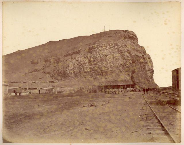 Vista del Morro de Arica