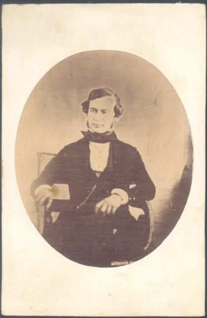 Retrato de Felipe Herrera