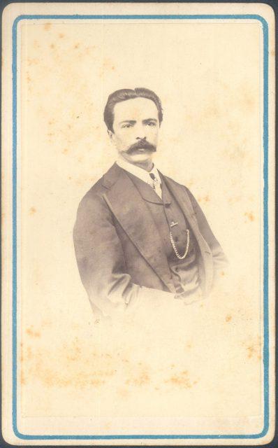 Retrato de José Miguel Varas
