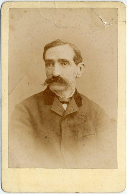 Retrato de José Miguel Gaete Varas