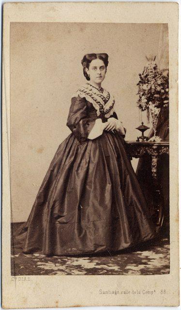 Retrato de Miss Arrieta