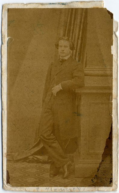 Retrato del señor Izquierdo