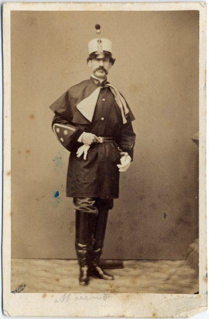 Retrato del señor Moreno