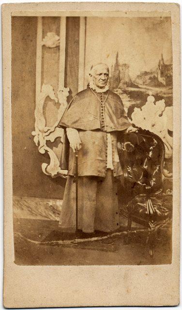 Retrato del Obispo José Miguel Arestegui