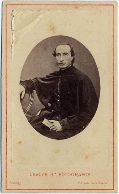 Retrato del padre Mariano