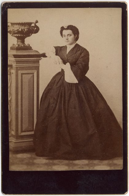 Retrato de Ignacia Lira de Vial