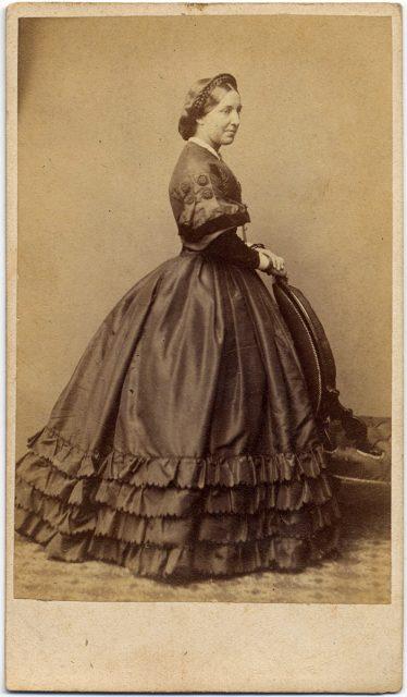 Retrato de Mrs. Jourdan