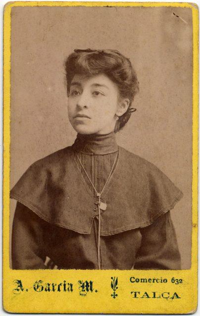 Retrato de Luisa Morales L.