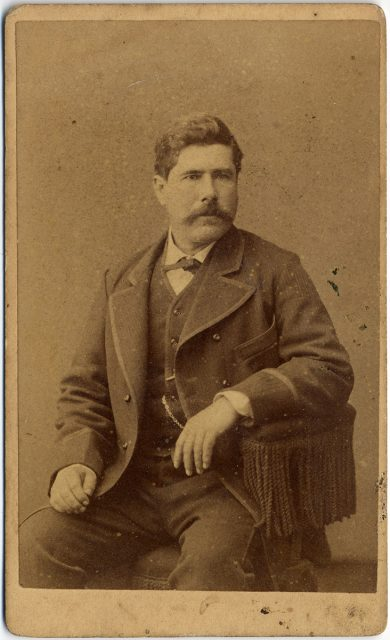 Retrato de Manuel de la Cruz Mera