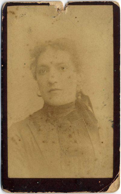Retrato de Elvira Hermosilla