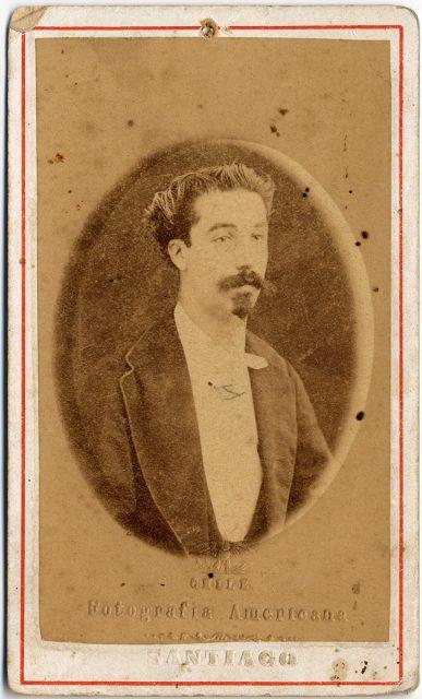Retrato de Guillermo Ugarte