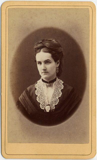 Retrato de Isabel B. de Barroilhet