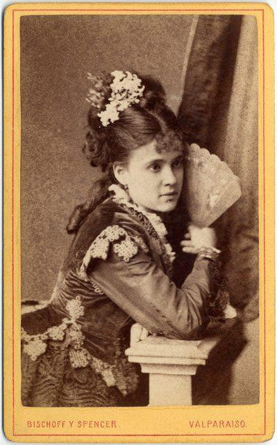Retrato de Margarita de la Barra