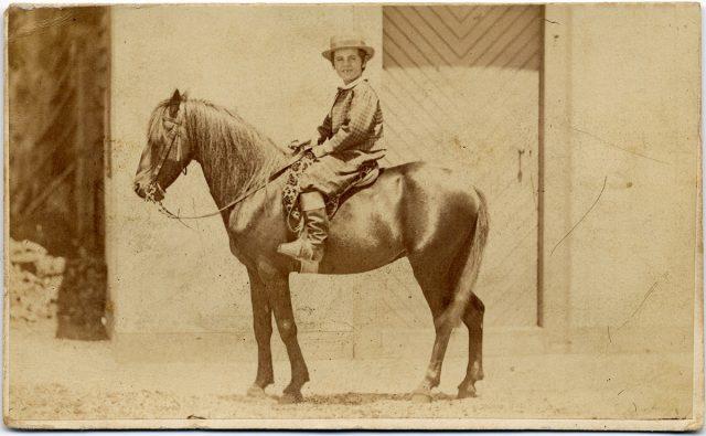 Retrato de Enrique Merlet en Placilla.