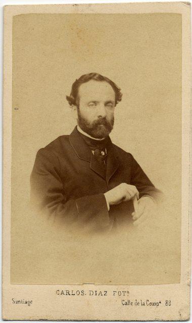 Retrato de Álvaro Covarrubias