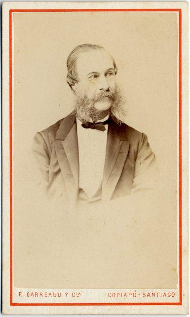 Retrato de J. Studdy Leigh