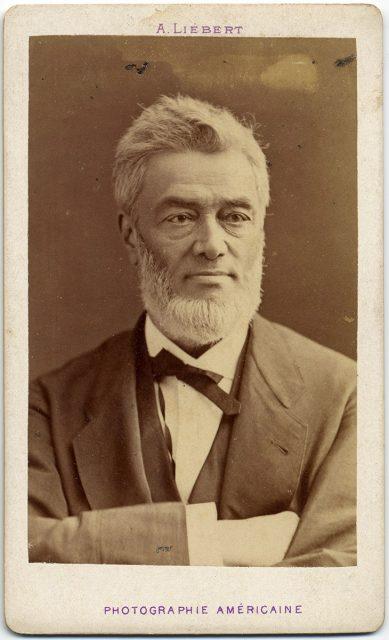 Retrato de J. Favre