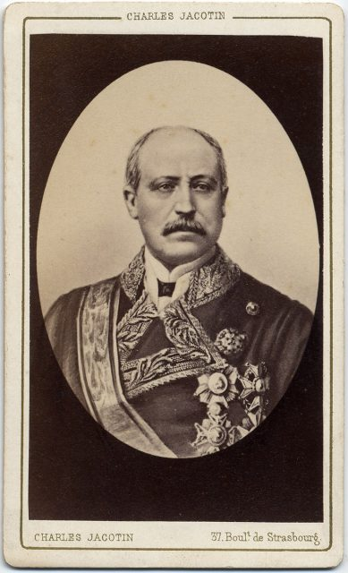 Retrato del General Serrano