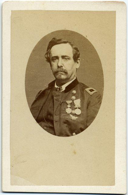 Retrato del señor Cluseret
