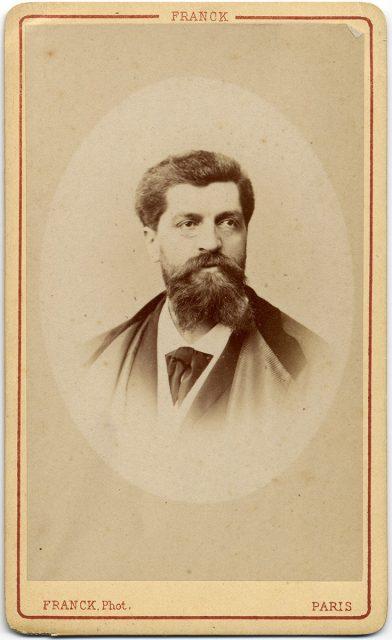 Retrato de G. Périn