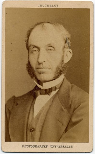 Retrato del señor Betoland