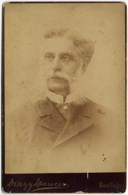 Retrato de A.D. Andrada
