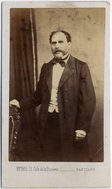 Retrato de Ramón Guerrero