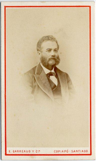 Retrato de Félix Pizarro García