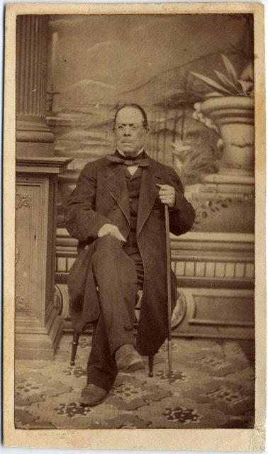 Retrato de Aníbal Cienfuegos Godoy