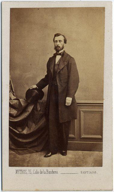 Retrato de Aurelio Novoa Medina