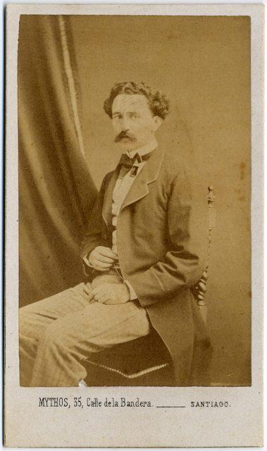 Retrato de Abelardo Herrera