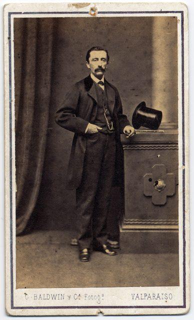 Retrato de Toribio Novoa Medina