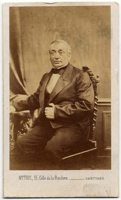 Retrato de Juan Domingo Dávila