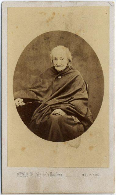 Retrato de Antonia de Salas y Palazuelos