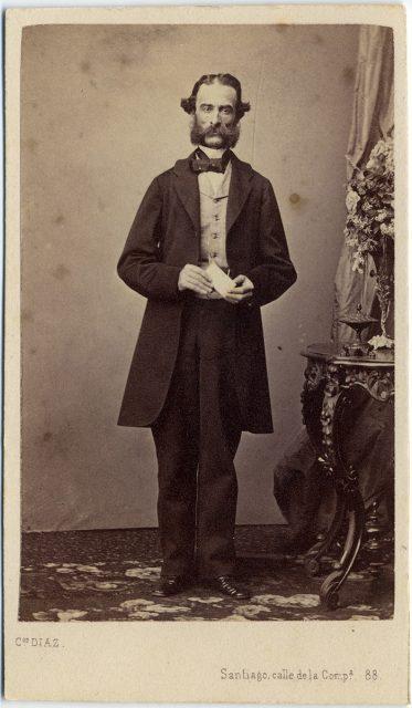 Retrato del señor Tocornal