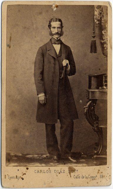 Retrato de M.A. Tocornal