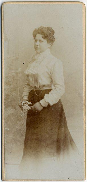 Retrato de Paula Jaraquemada Alquizar