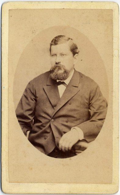 Retrato de Alejo Torrejón.