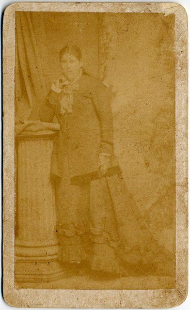 Retrato de Filomena Gamboa de V.
