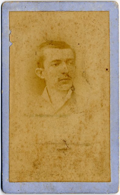 Retrato de José M. Botero