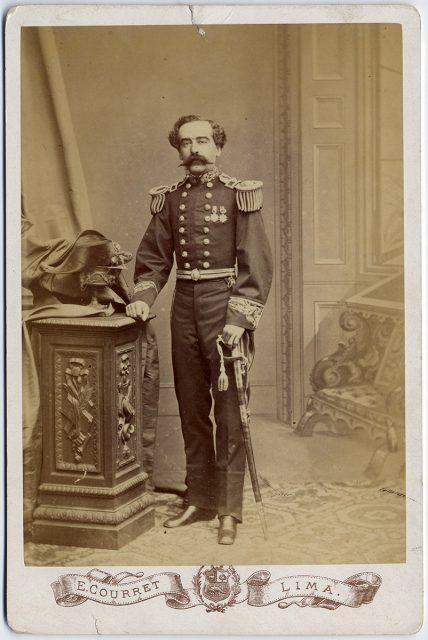 Retrato de Honorato G. Jizon.