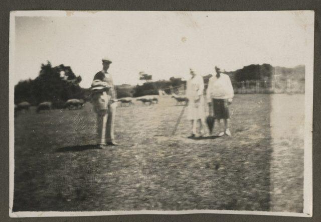 Verano de 1927, Valdivia