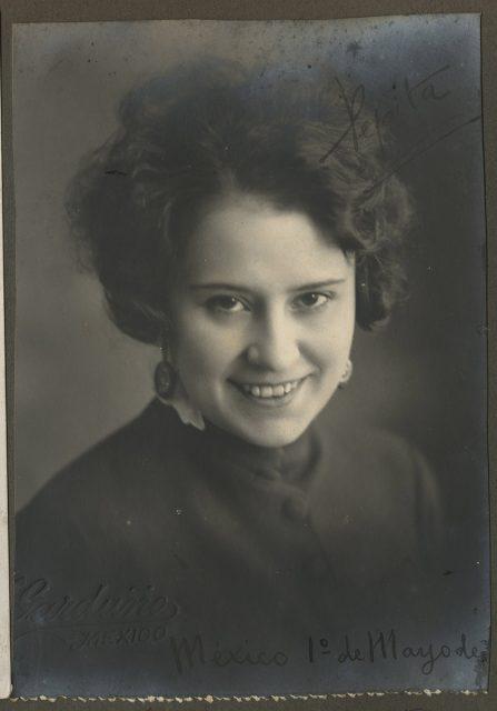 Retrato de Josefina Díaz de Artiga (pepita)
