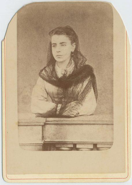 Retrato de Eufemia Larraín