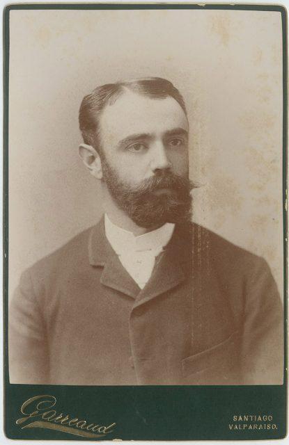 Retrato de José María Larraín Urriola