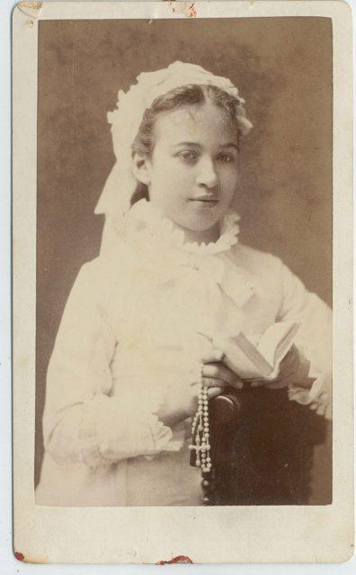 Retrato de María Teresa Vives de Estévez