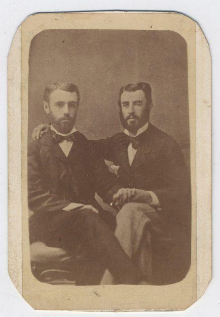 Pedro y José María Larraín Urriola