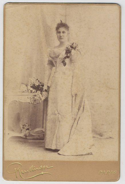 Mercedes Valdés de Barros Luco